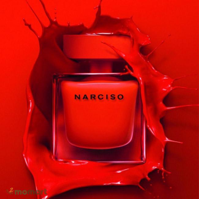 Thiết kế của Narciso Rouge đỏ