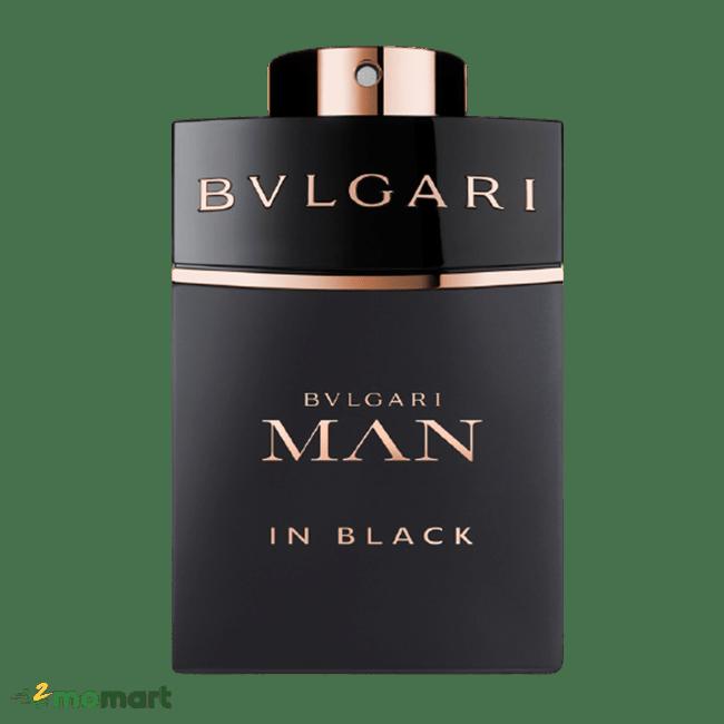 Nước Hoa Bvlgari Man phiên bản in black