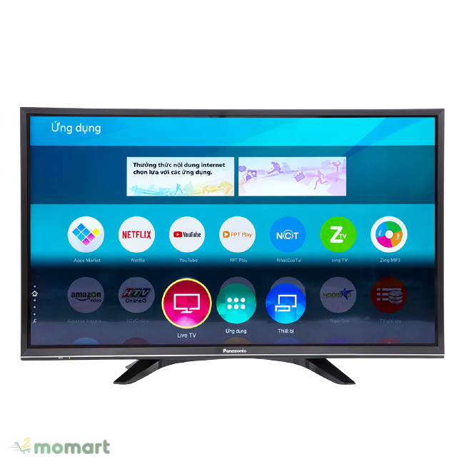 Smart Tivi Panasonic 49 inch TH-49ES500V