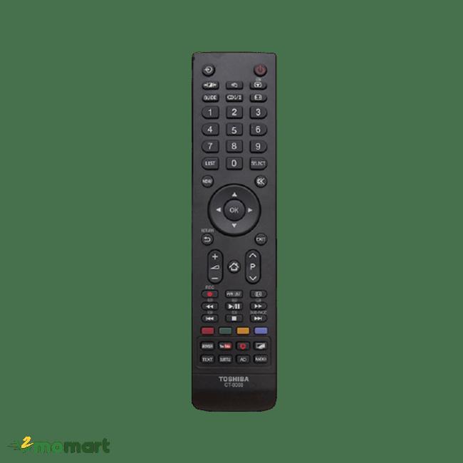 Remote Smart Tivi Toshiba 49 inch 49L5650