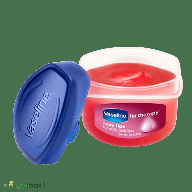 Son dưỡng môi Vaseline Lip Therapy mùi dâu