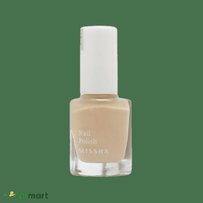Sơn móng tay Missha màu nuda bán chạy nhất