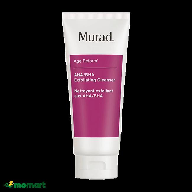 Sữa rửa mặt Murad chính hãng