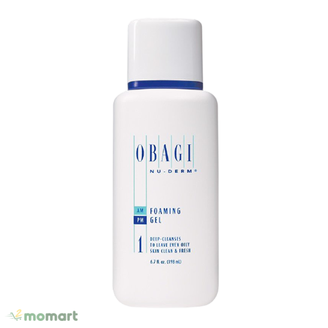 Sữa rửa mặt Obagi chính hãng được ưa chuộng