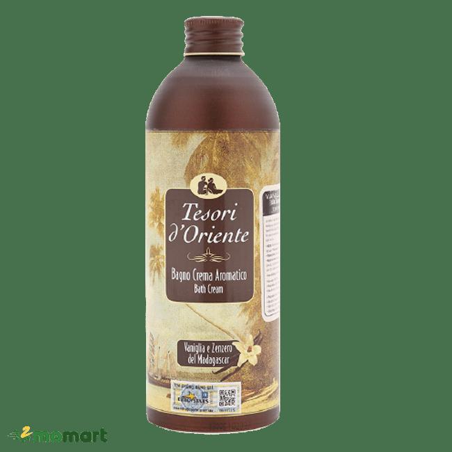 Sữa tắm Tesori an toàn