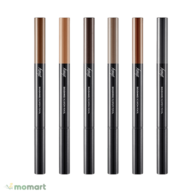 Thiết kế của The Face Shop Designing Eyebrow Pencil