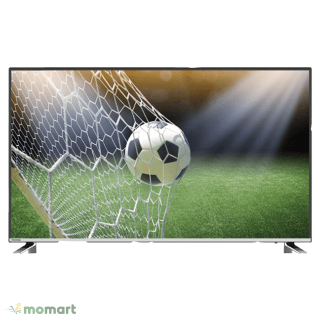Tivi Smart Toshiba 50U7880 chụp trực diện
