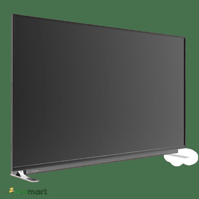 Tivi Toshiba 43U7750 nghiêng bên phải