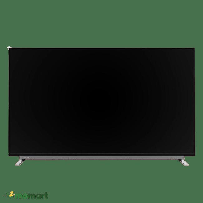 Tivi Toshiba 43U7750 chụp trực diện