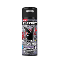 Xịt khử mùi Playboy 24h Deodorant Body Spray