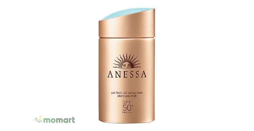 Kem chống nắng Anessa Perfect UV Skincare Milk SPF 50+ PA++++