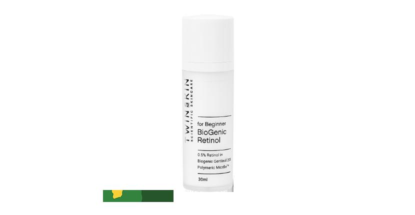 Biogenic Retinol by Polymeric Micelle làm sạch tế bào da