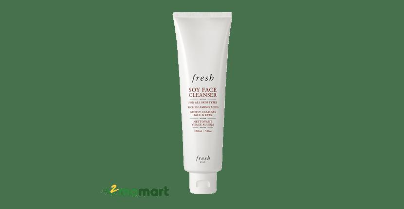 Thành phần thiên nhiên của Fresh Soy Face Cleanser