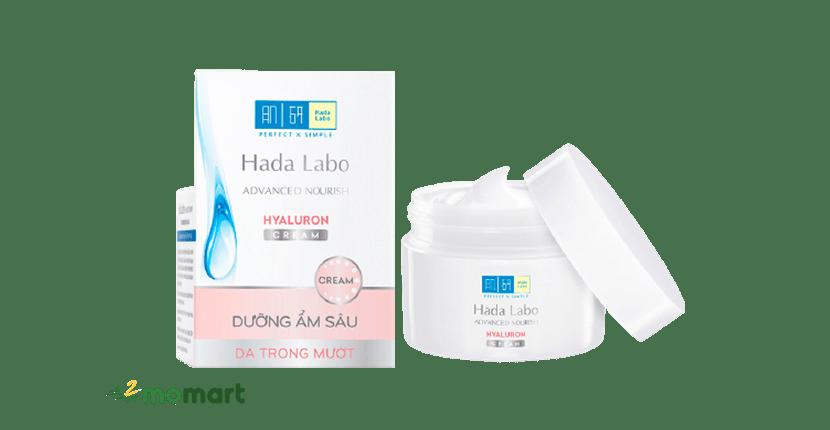 Kem dưỡng ẩm cho da dầu Hada Labo Advanced Nourish