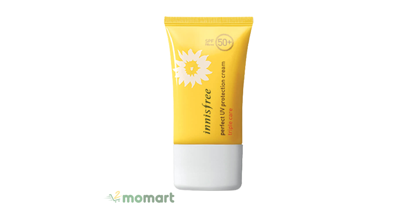 Kem chống nắng Innisfree Perfect UV Protection Cream tốt nhất