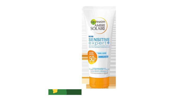 Kem chống nắng Ganier SPF50+ dưỡng chất thiết yếu