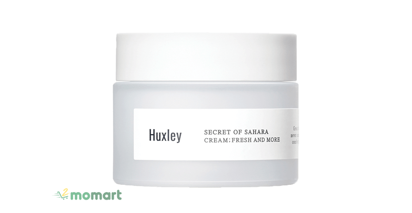 Kem dưỡng ẩm cho da hỗn hợp Huxley Cream Fresh and More