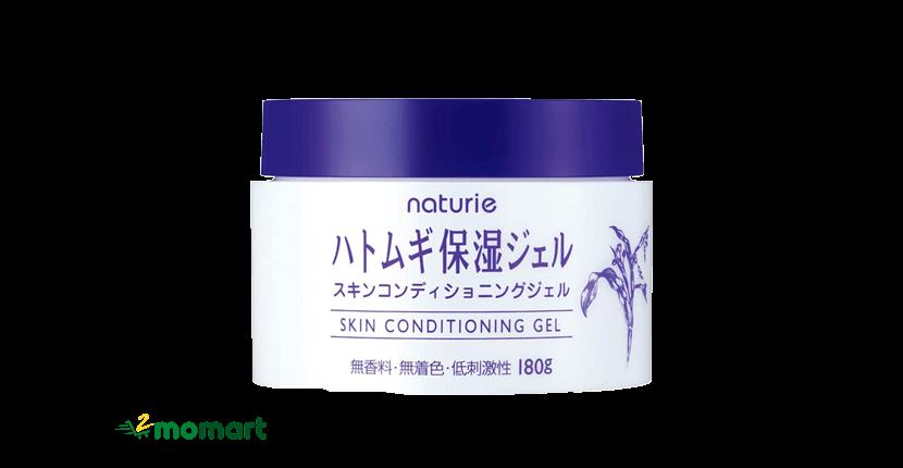 Kem dưỡng ẩm cho da hỗn hợp Naturie Hatomugi