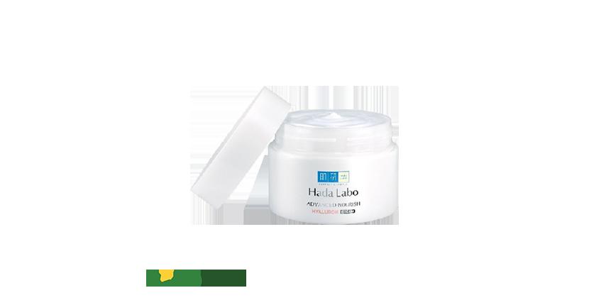 Kem dưỡng ẩm Hada Labo Advanced Nourish Hyaluron Cream dưỡng ẩm tối ưu