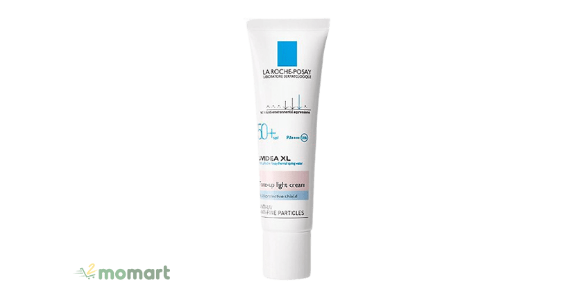 La Roche-Posay Uvidea Xl Tone-Up Light Cream SPF50+ UVA cho da hỗn hợp