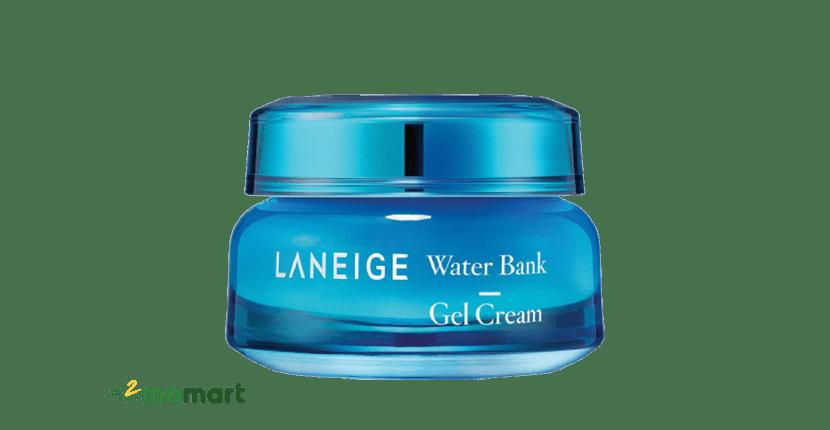 Laneige Water Bank Gel Cream cho da dầu
