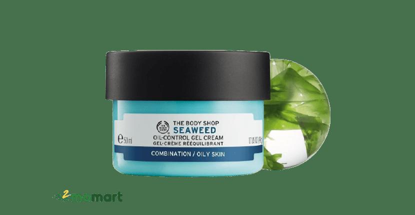 The Body Shop Seaweed Oil-Control Gel Cream chính hãng