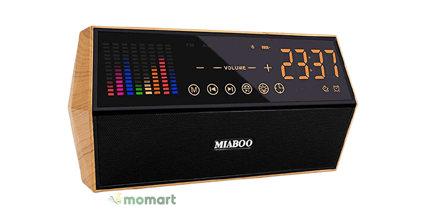 Loa bluetooth đồng hồ MIABOO M18 giá rẻ