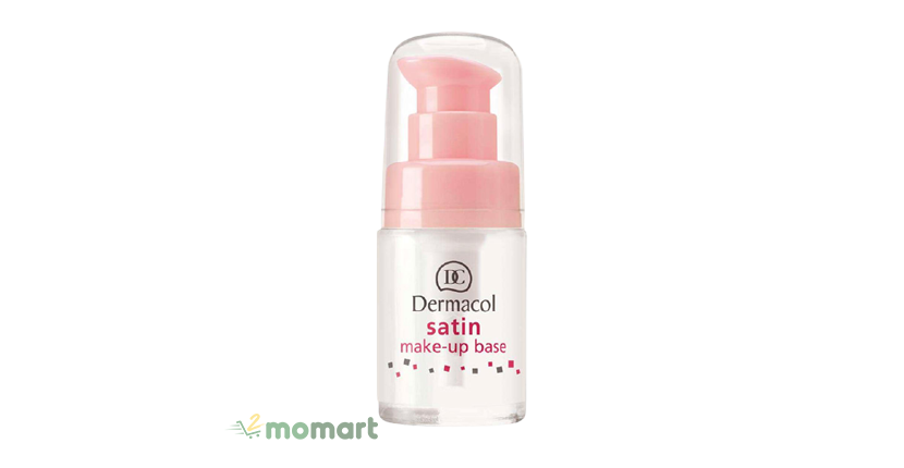 Kem lót Dermacol Satin Make-Up Base bảo vệ da tốt nhất