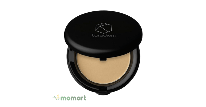 Phấn phủ Collagen Smart Sun Pact Karadium chất lượng