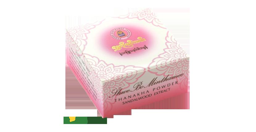 Phấn phủ Thanakha Powder Sandalwood chính hãng