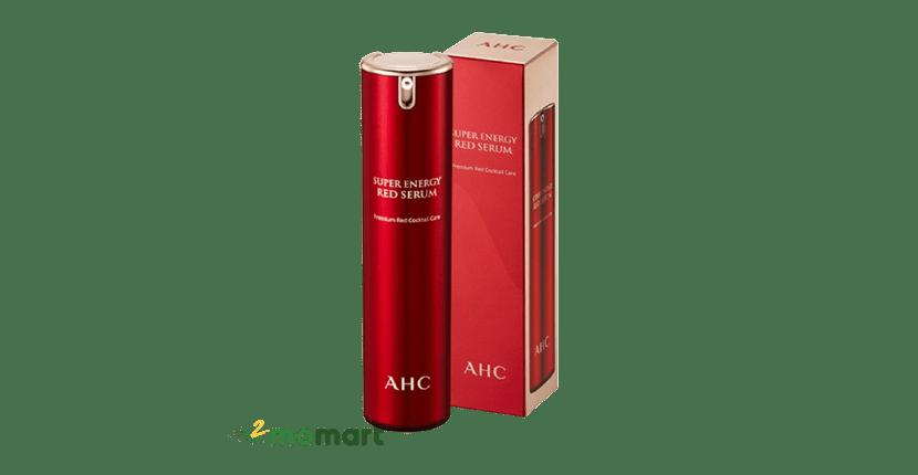Tinh chất AHC 365 Red Serum thương hiệu nổi tiếng