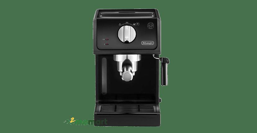 Espresso mini Delonghi ECP31.21 pha cà phê hạt