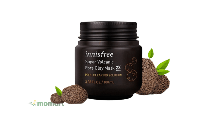 Innisfree Super Volcanic Pore Clay Mask giá rẻ