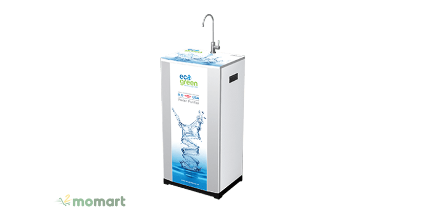 Máy lọc nước Fiano Nano Silver 8 cấp lọc