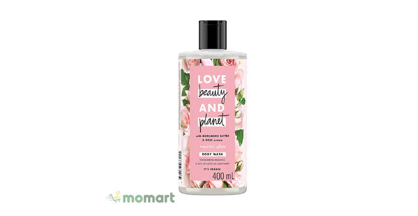 Sữa tắm trắng da Love Beauty And Planet cao cấp