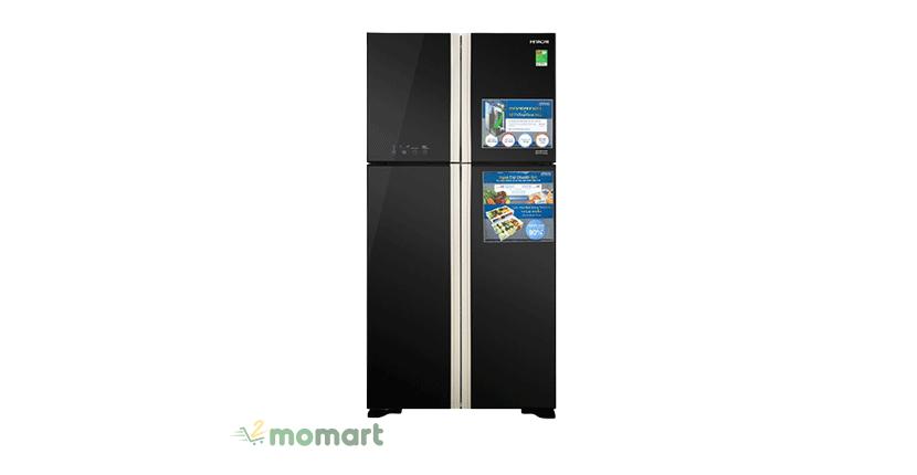 Tủ lạnh Hitachi R-FW650PGV8-GBK tiện lợi nhất