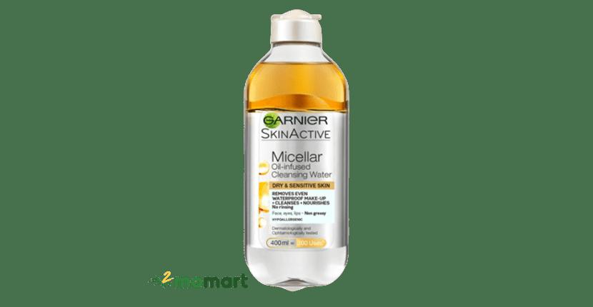 Garnier Skin Active Oil Infused Micellar Cleansing Water