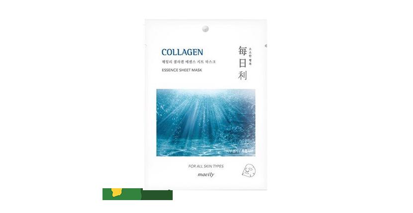 Maeily Collagen Essence Sheet Mask được ưa chuộng