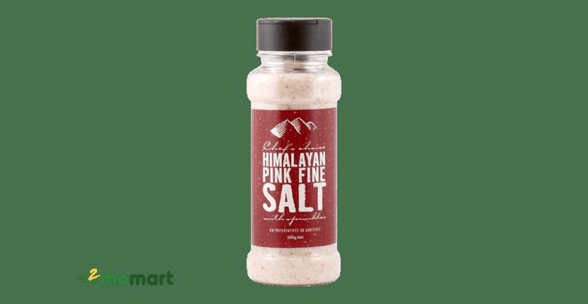 Muối tắm Himalaya hạt nhuyễn (0.6mm)