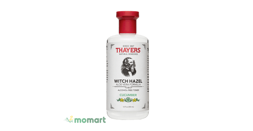 Thayers Witch Hazel Aloe Vera Formula