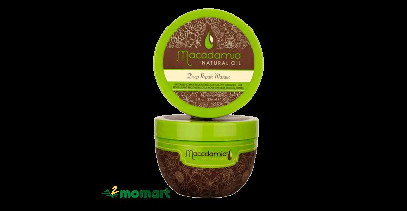 Kem ủ tóc Macadamia Deep Repair Masque