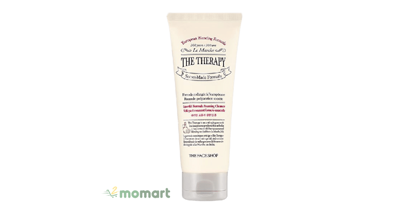 Sữa rửa mặt The Face Shop The Therapy Essential Foaming Cleanser