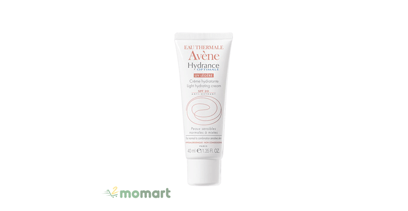 Avène Hydrance Optimale Rich Hydrating Cream SPF 20
