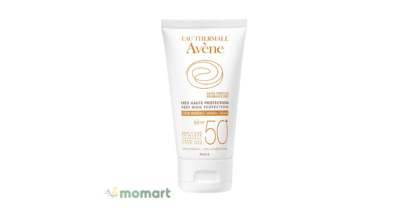 Avène Very High Protection Mineral Lotion SPF 50