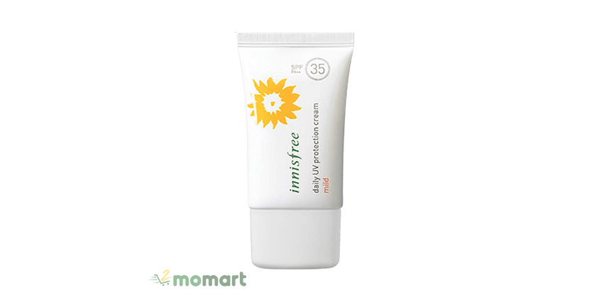 Innisfree Daily UV Protection Cream Mild SPF 35 PA++