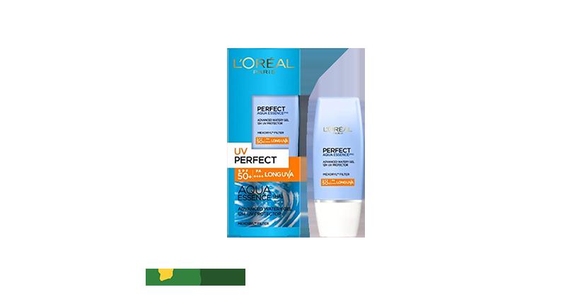 Kem chống nắng cho da dầu L'Oreal Paris UV Perfect SPF50+