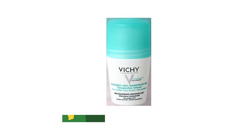 Lăn khử mùi Vichy Traitement Anti-Transpirant 48H