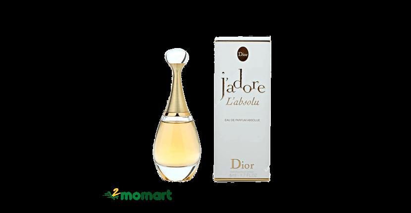 Nước hoa nữ mini Dior J'adore EDP 5ml