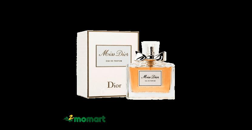Nước hoa nữ mini Miss Dior 5ml