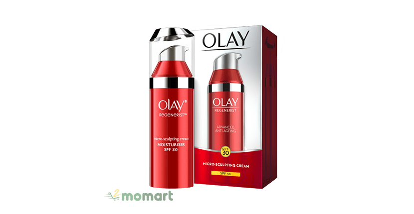 Olay Regenerist Micro-Sculpting UV Cream SPF 30